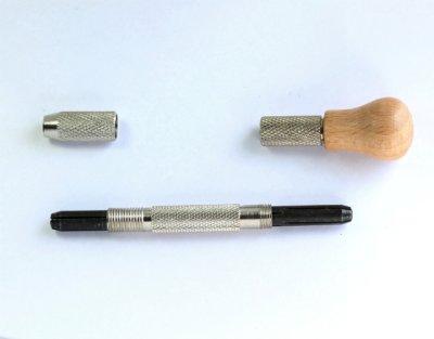 画像3: ワイヤーラウンダー(回転木製ハンドル付き)・交換用カップバー